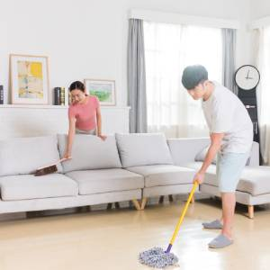 老公不爱做家务怎么办?7招让丧偶式婚姻重回热恋期