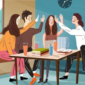 学会与人主动交流的七个技巧