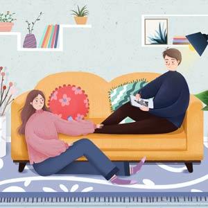 回避型人格伴侣的六大特征